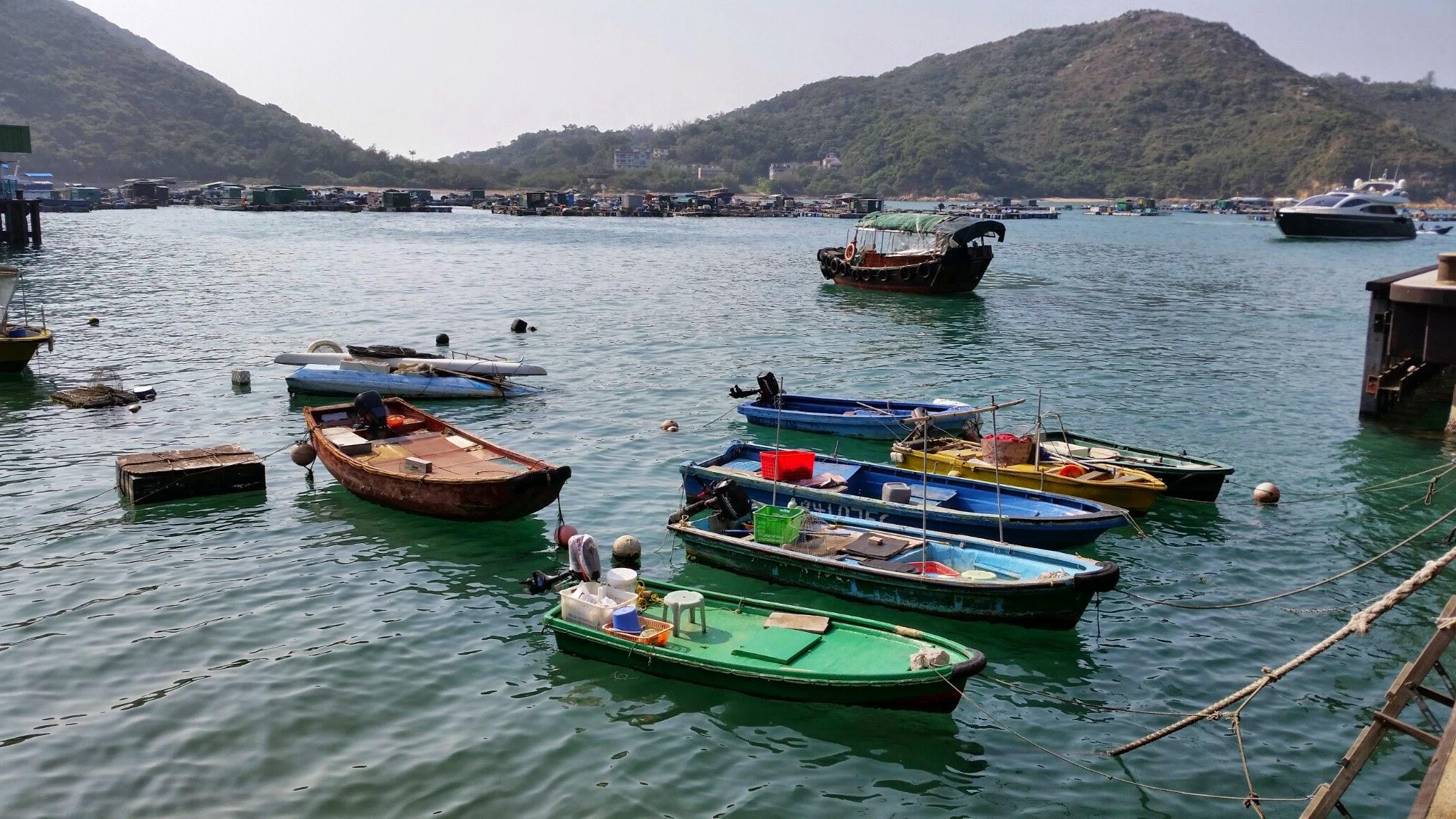 Lamma Island, Hong Kong.