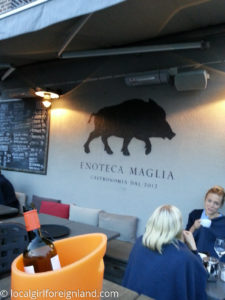 Enoteca Maglia, Goteborg, Sweden
