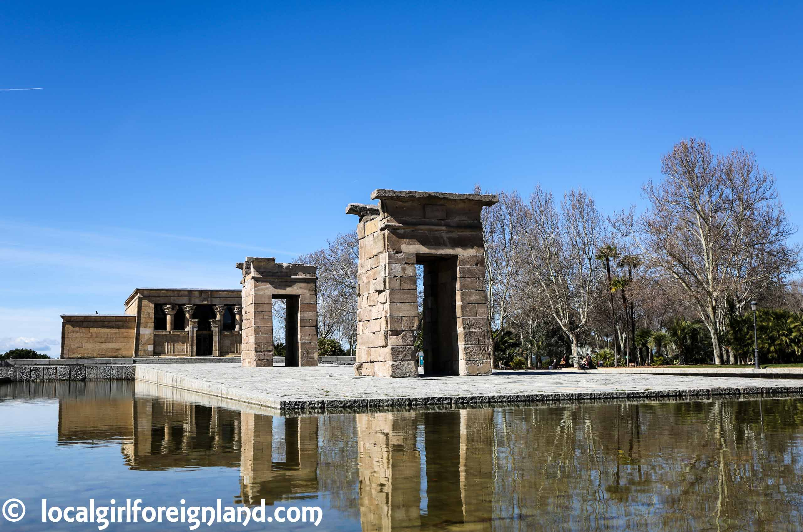Highlights of Madrid, Templo de Debod
