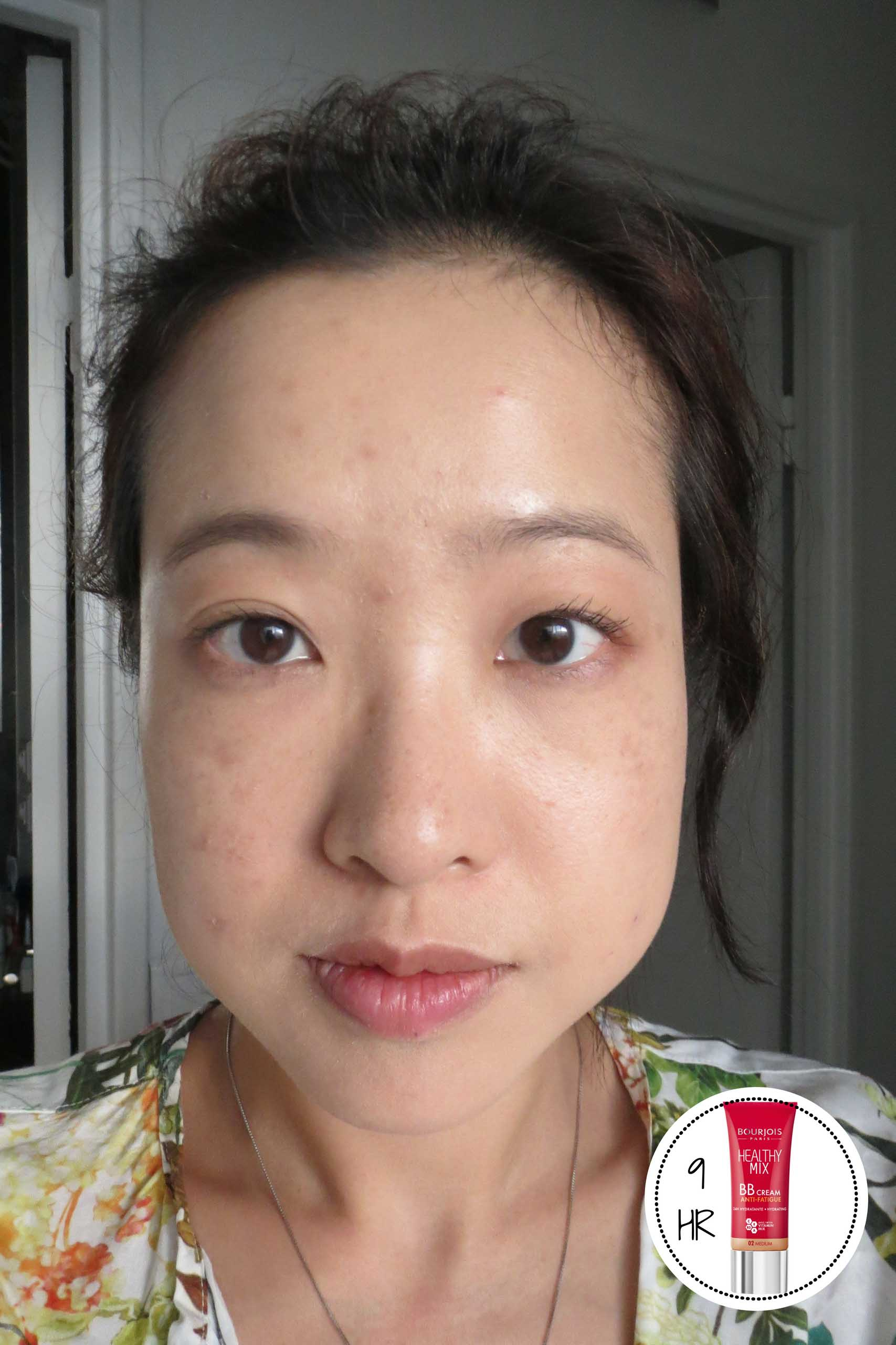 Bourjois Healthy Mix BB cream review, wear test