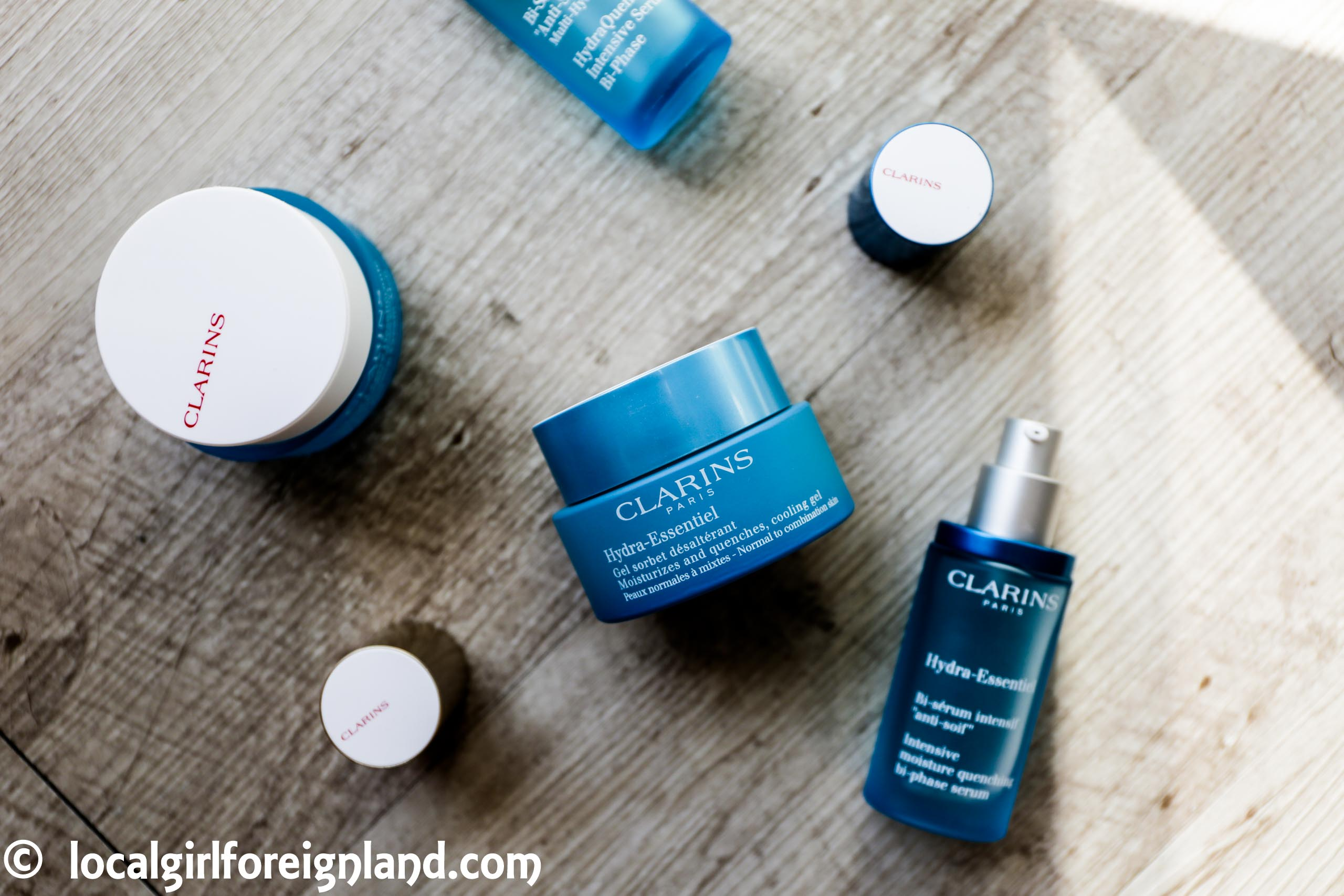 Best Worst Of Clarins Skincare Local Girl Foreign Land
