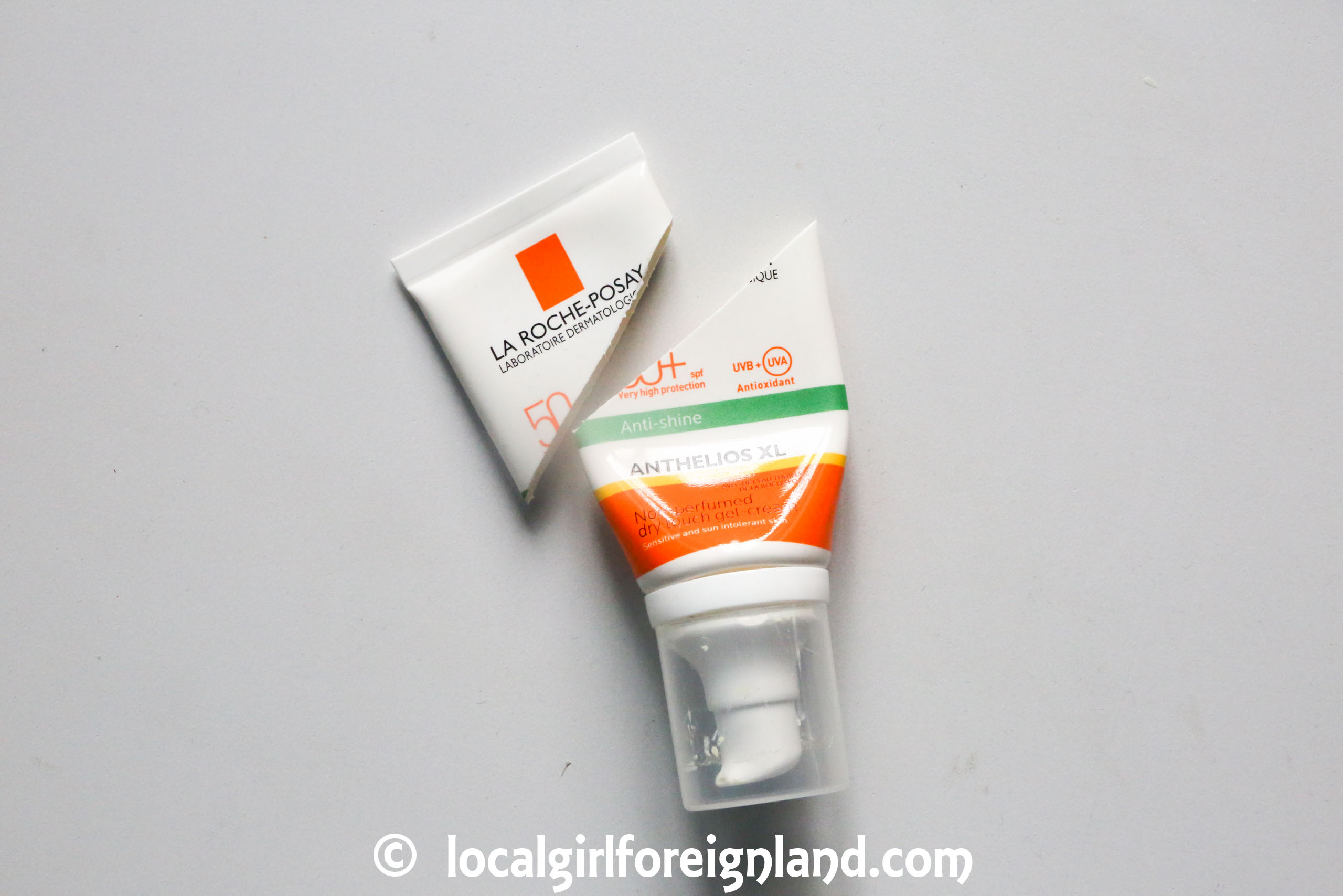 La Roche-Posay Anthelios XL non-perfumed dry touch anti-shine gel-cream