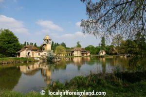 Petit Trianon, Marie Antoinette's farm