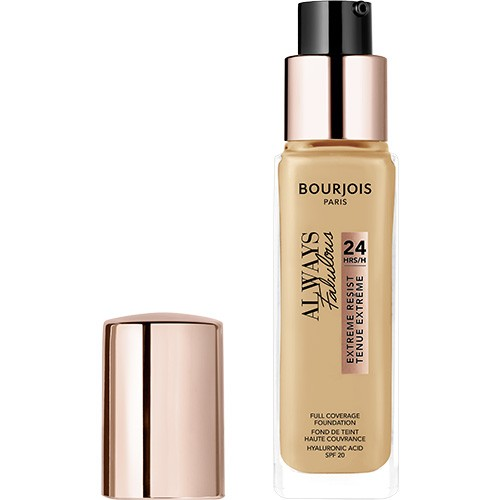 Bourjois Always Fabulous full coverage foundation, Summer 2019